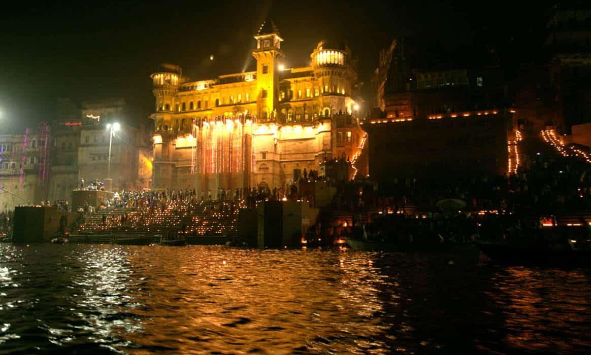 Hotel Brijrama Palace, Varanasi - India