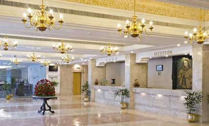 Hotel Clarks Avadh, Lucknow - India