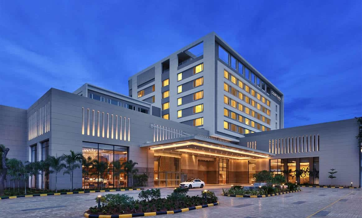 Hotel Courtyard by Marriott, Madurai, Tamil Nadu - India