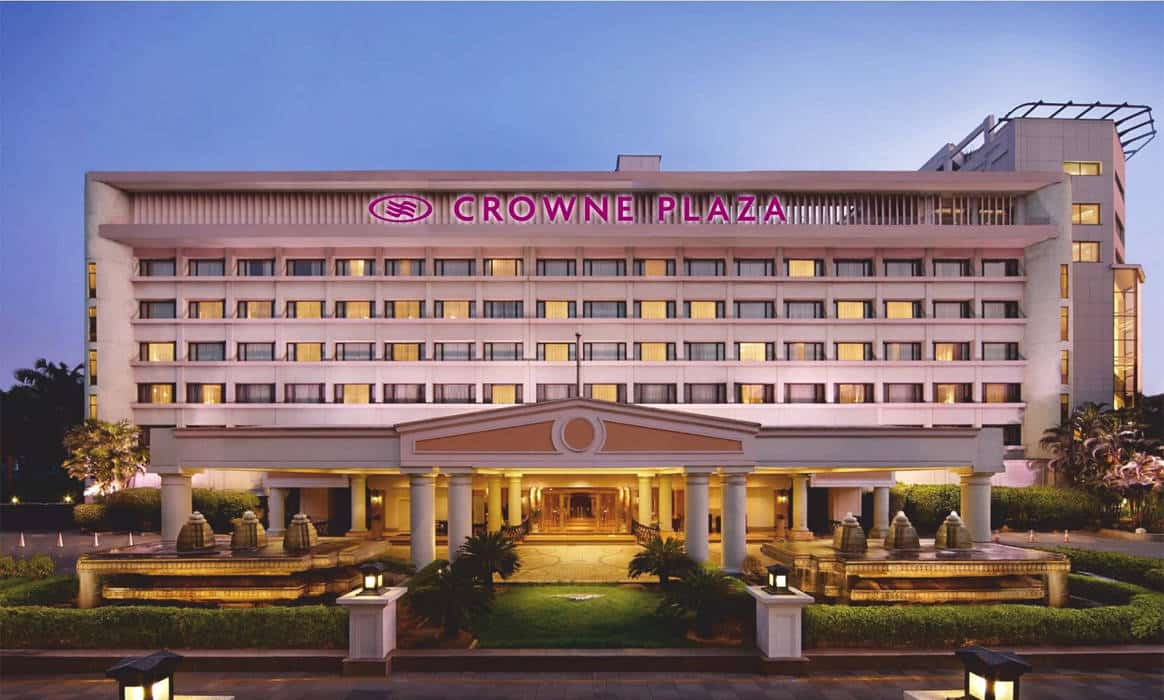 Hotel Crowne Plaza Chennai, Chennai, Tamil Nadu - India