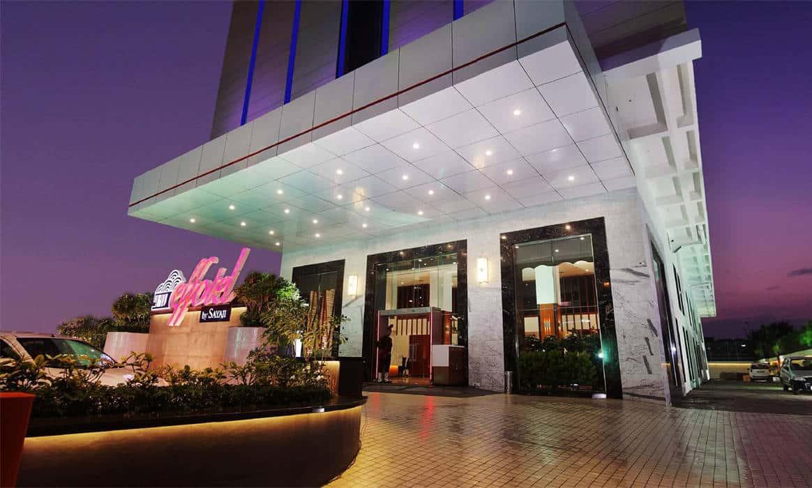 Hotel Effotel, Indore - Madhya Pradesh, India