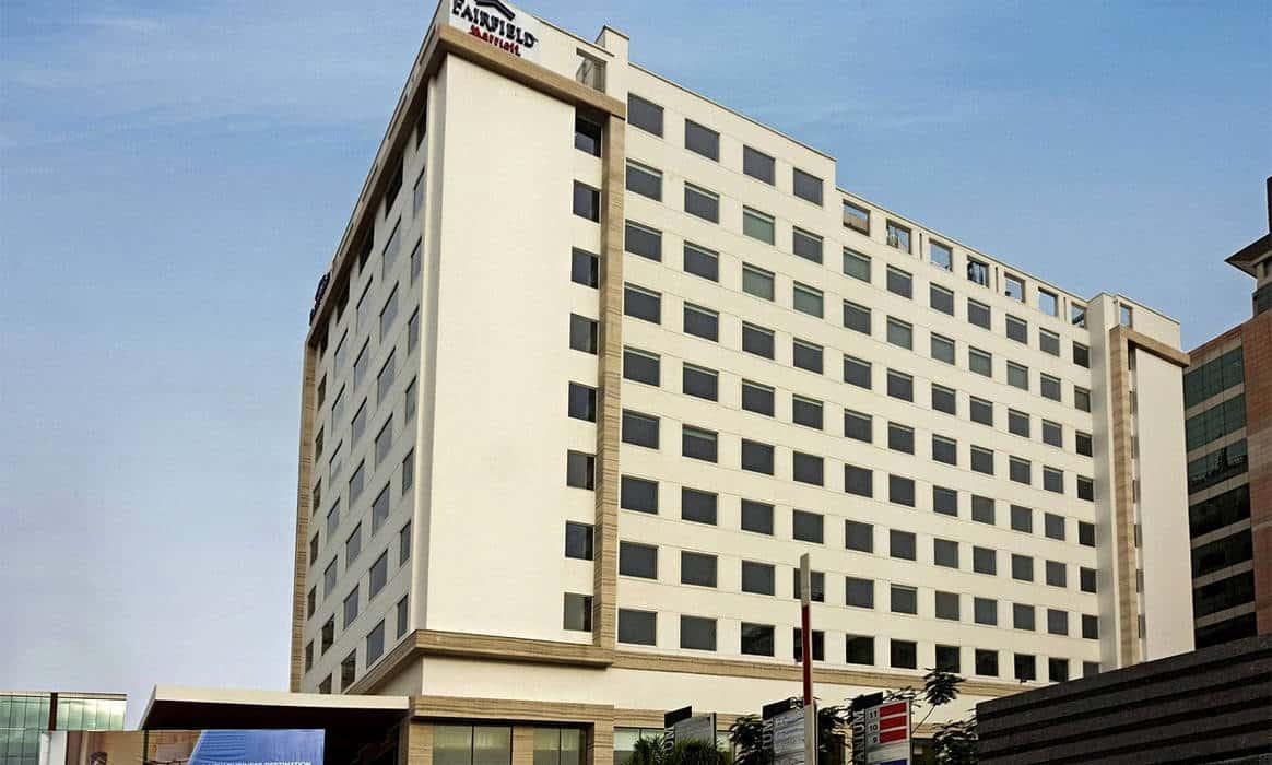 Hotel Fairfield by Marriott, Lucknow - India