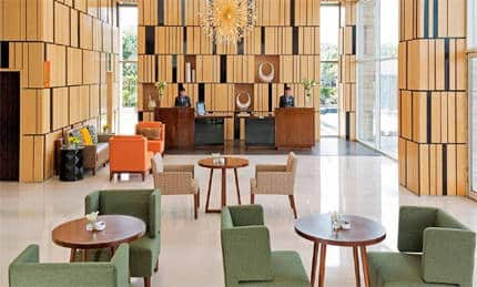 Hotel Fairfield by Marriott, Lucknow - India
