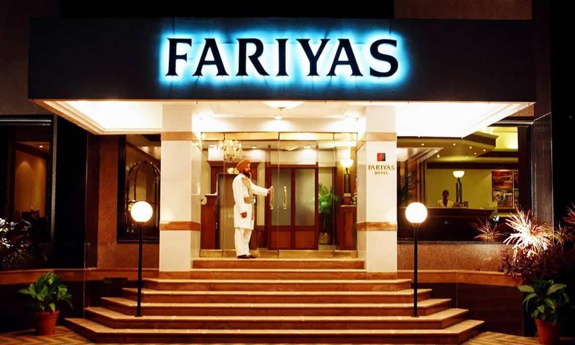 Hotel Fariyas, Mumbai - India