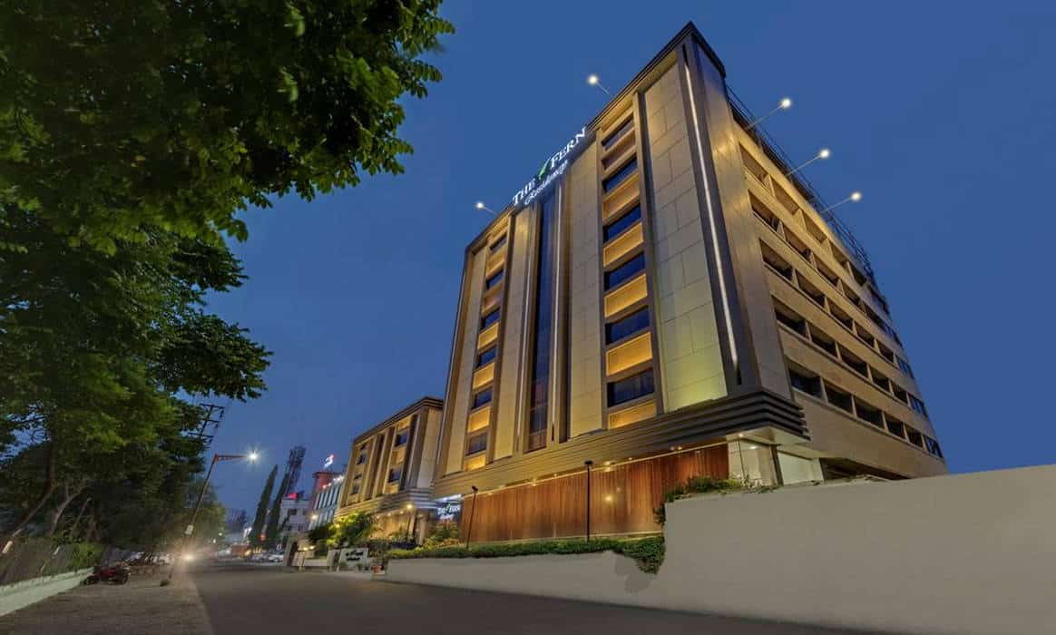 Hotel The Fern Residency, Aurangabad - India