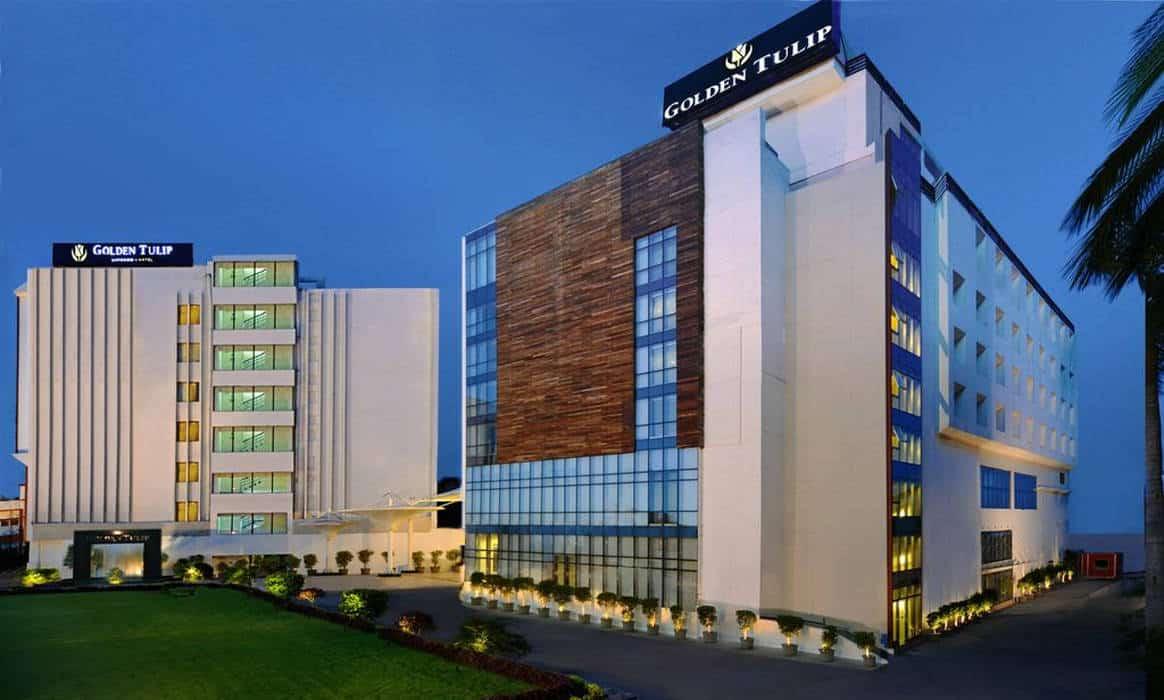 Hotel Golden Tulip, Lucknow - India