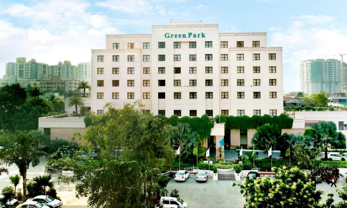 Hotel Green Park, Chennai, Tamil Nadu - India