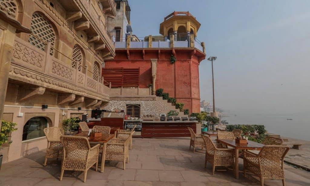 Hotel Guleria Kothi, Varanasi - India