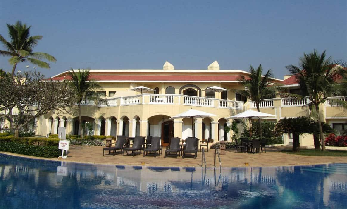Hotel The Hans Coco Palms, Puri - Orissa India