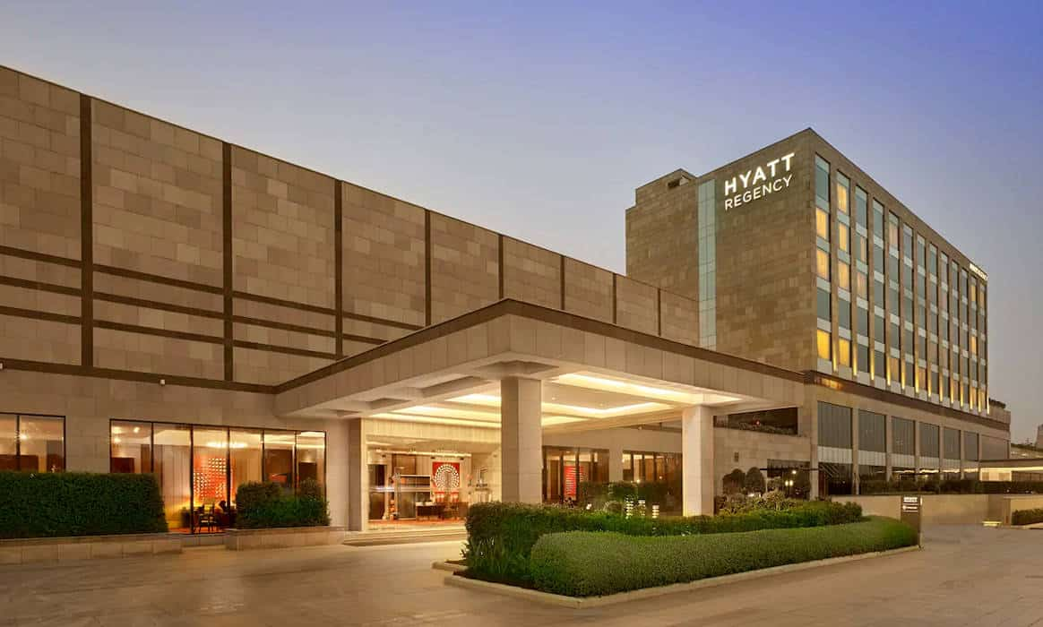 Hotel Hyatt Regency, Chandigarh - India