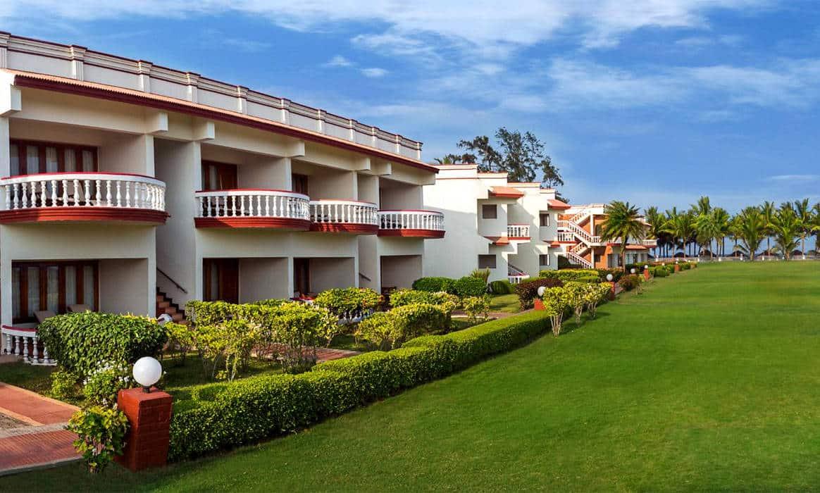 Hotel Ideal Beach Resort a Mahabalipuram / Mamallapuram, Tamil Nadu - India