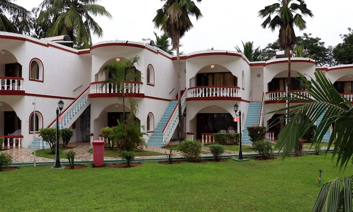 Hotel Ideal River View Resort, Thanjavur, Tamil Nadu - India