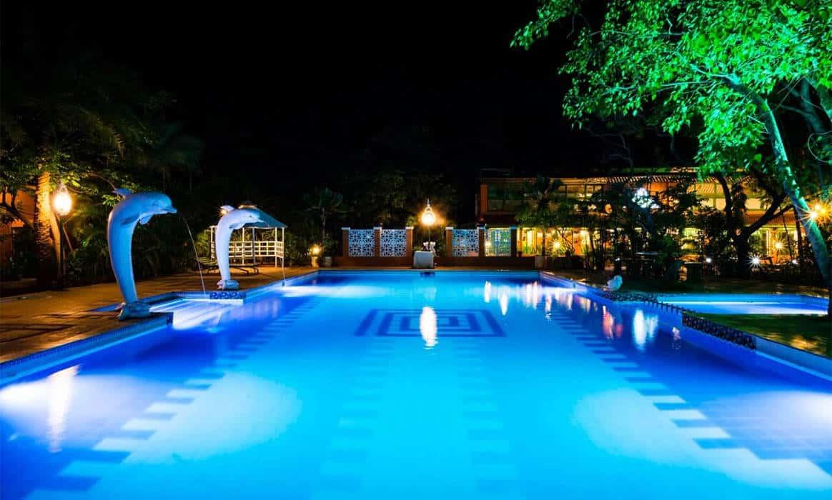 Hotel Indeco a Mahabalipuram / Mamallapuram, Tamil Nadu - India