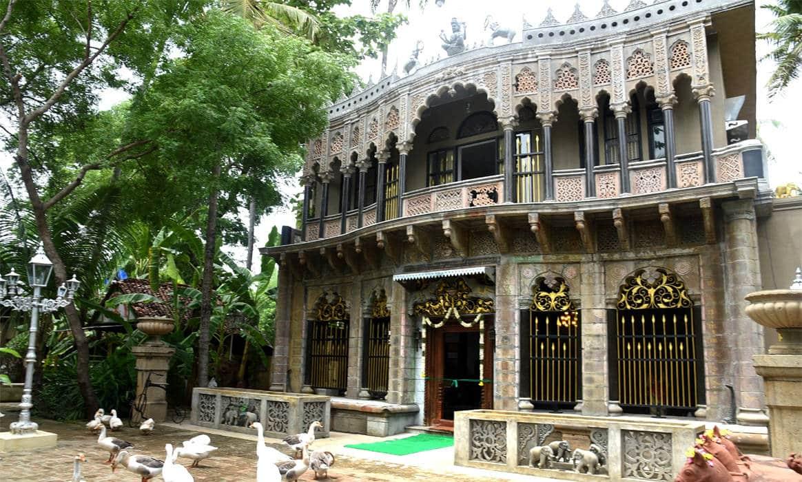 Hotel Indeco, Swamimalai, Tamil Nadu - India