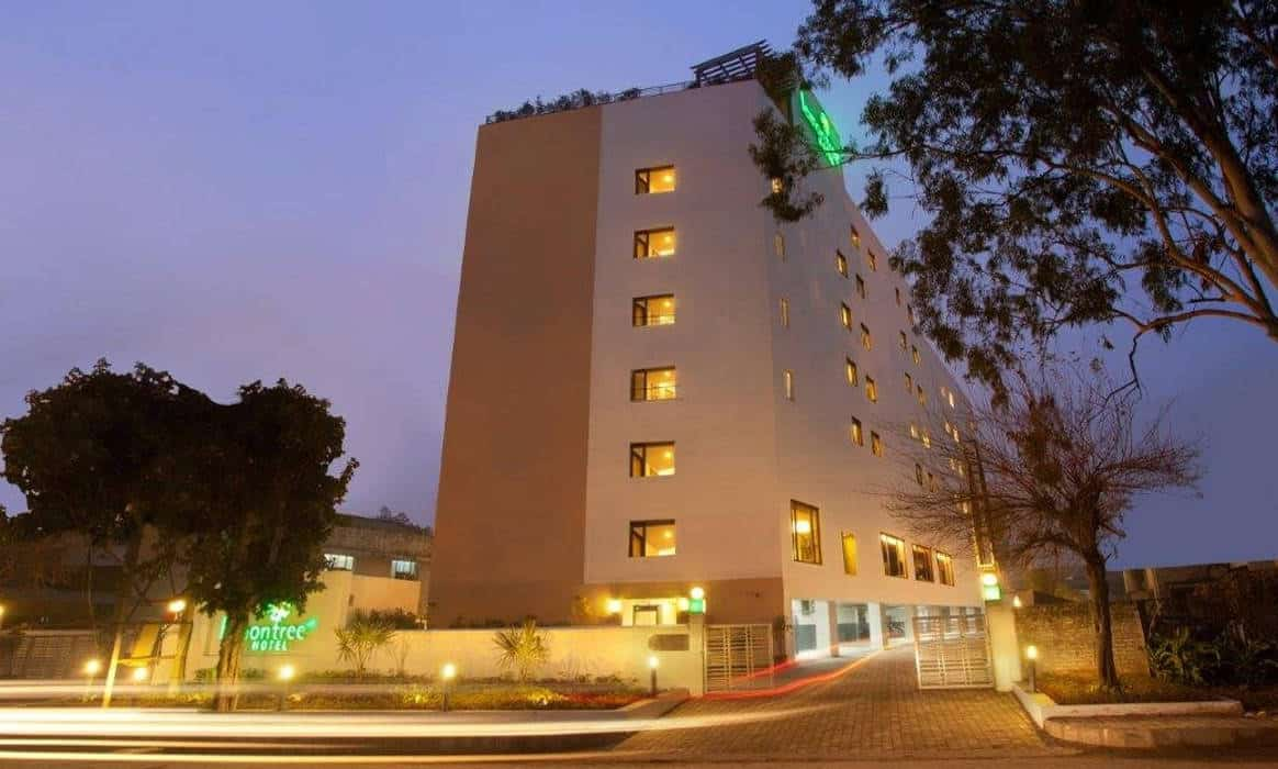 Hotel Lemon Tree, Chandigarh - India