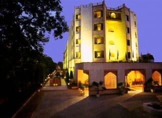Informazioni Hotel Mansingh Palace, Agra - India