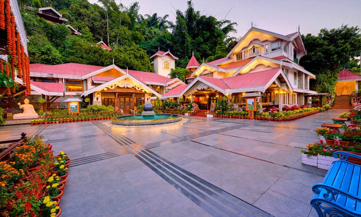 Hotel Mayfair Spa Resort & Casino, Gangtok - Sikkim, India