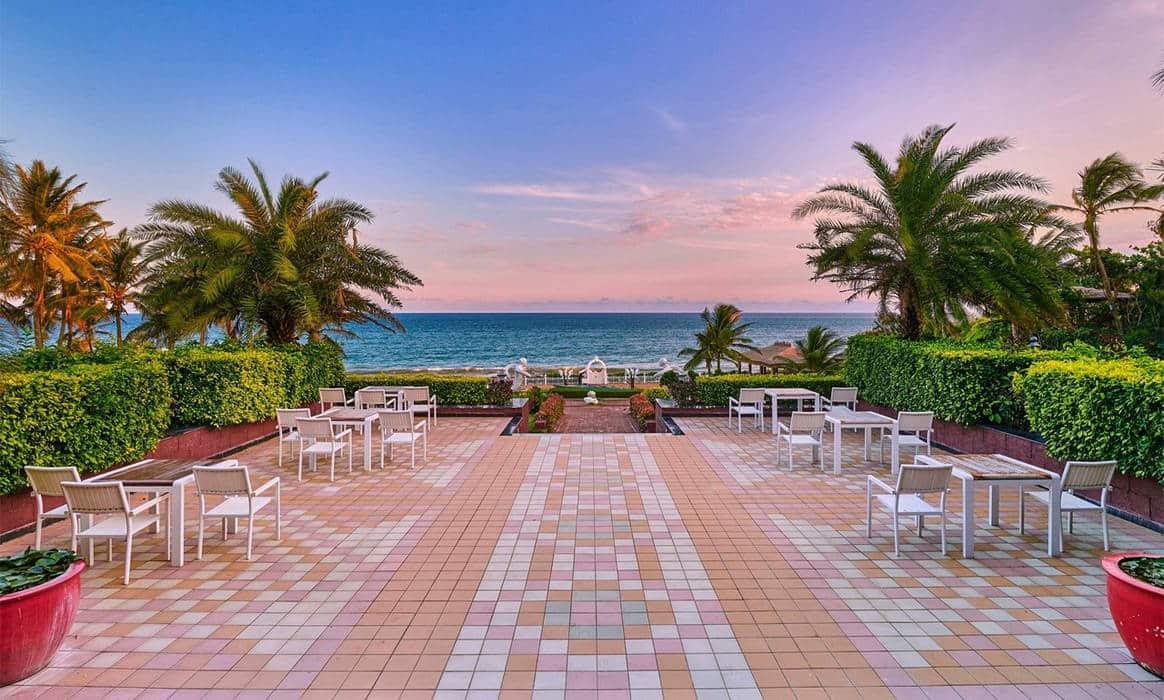 Hotel Mayfair Palm Beach Resort, Gopalpur - Orissa India