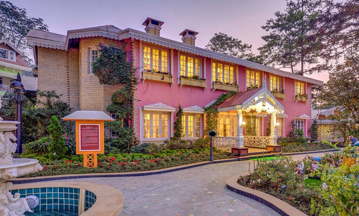 Hotel MAYFAIR Himalayan Spa Resort, Kalimpong - West Bengal, India