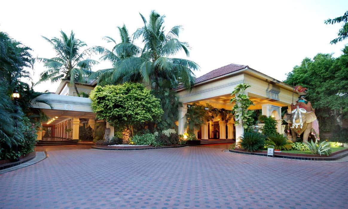 Hotel Mayfair Lagoon, Bhubaneshwar, India
