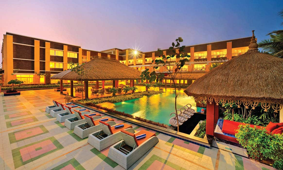 Hotel Mayfair Waves, Puri - Orissa, India