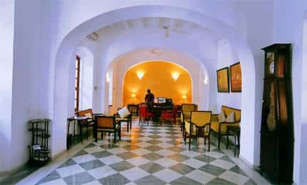 Hotel Palais de Mahe, Pondicherry / Puducherry, Tamil Nadu - India
