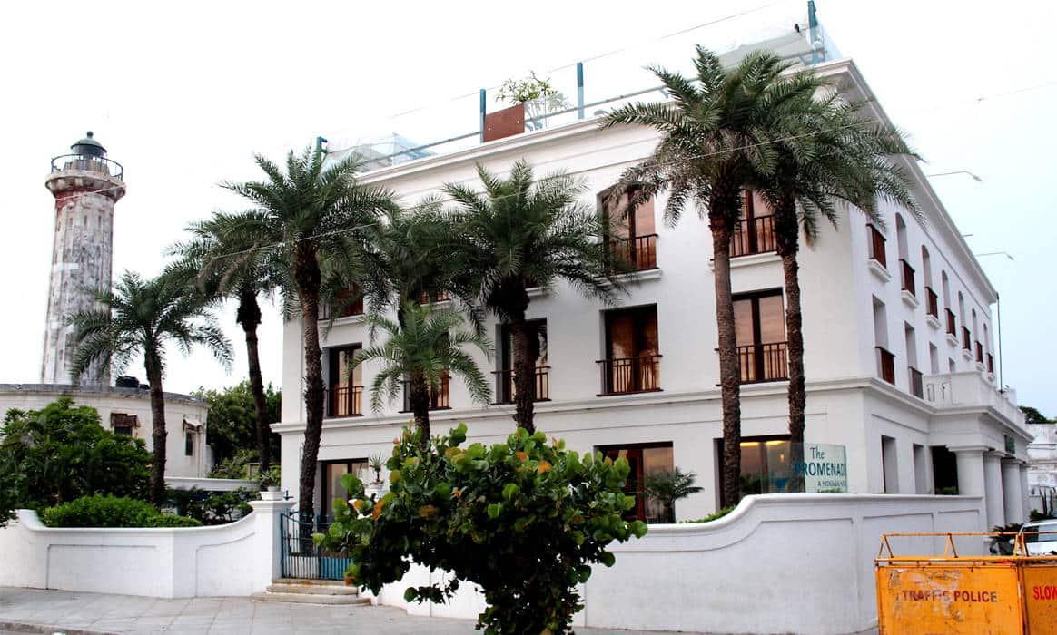 Hotel The Promenade, Pondicherry / Puducherry, Tamil Nadu - India