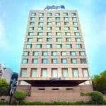 Hotel Radisson Blu Chennai City Centre, Chennai, Tamil Nadu – India