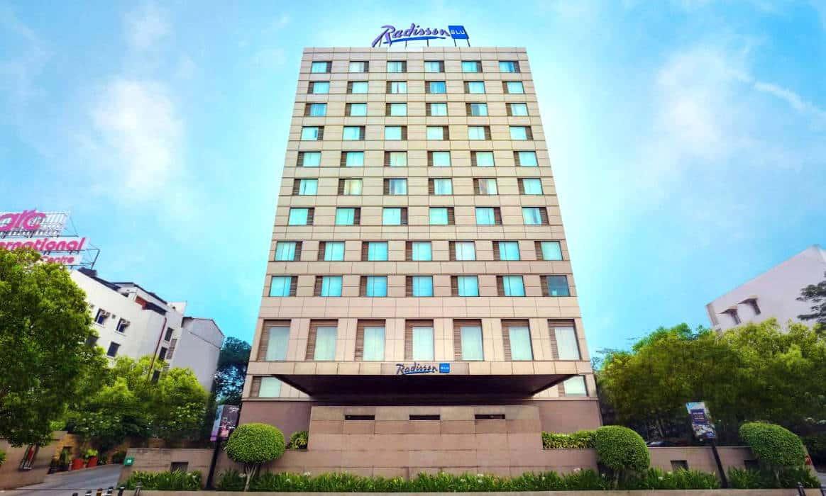 Hotel Radisson Blu Chennai City Centre, Chennai, Tamil Nadu - India