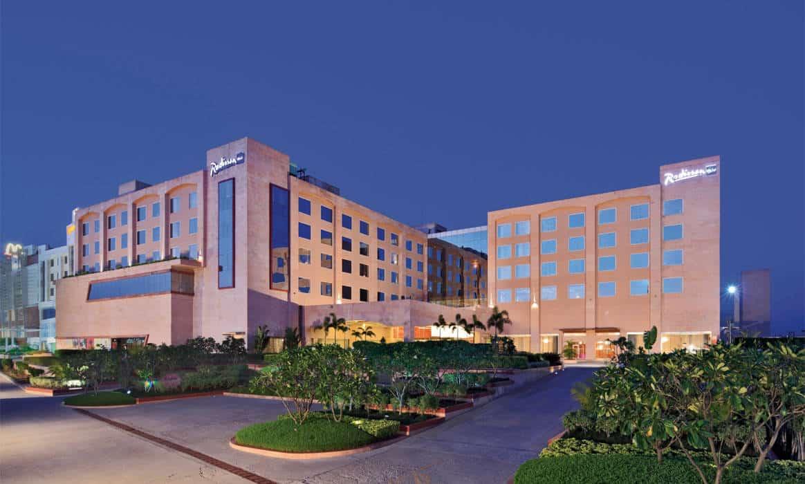 Hotel Radisson Blu, Haridwar - Uttarakhand, India