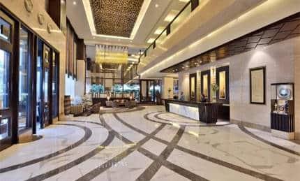 Hotel Radisson Blu, Indore - Madhya Pradesh, India