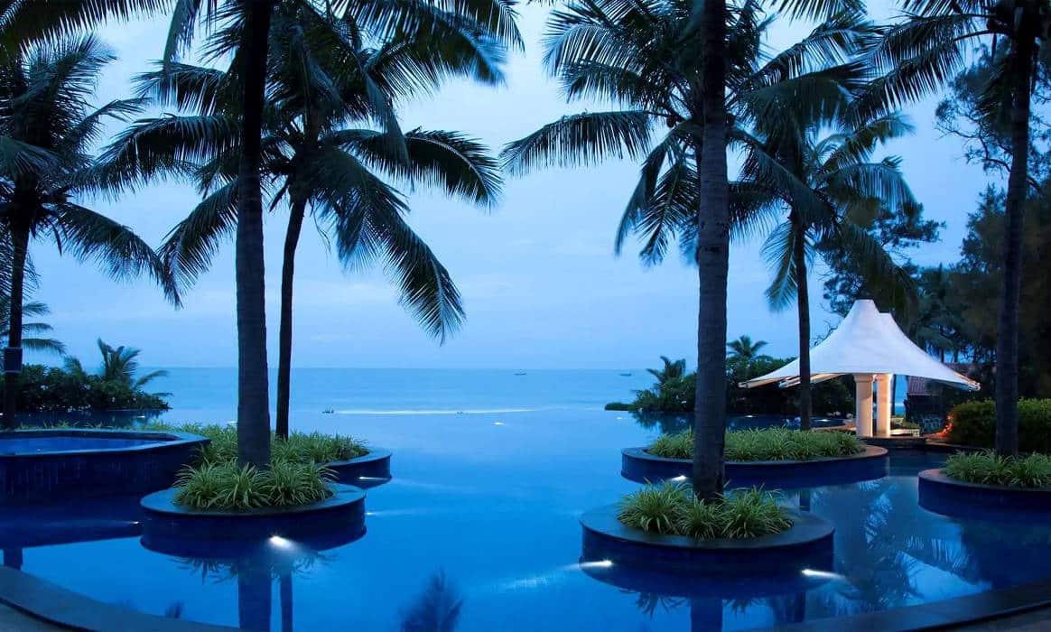 Hotel Radisson Blu Resort Temple Bay a Mahabalipuram / Mamallapuram, Tamil Nadu - India
