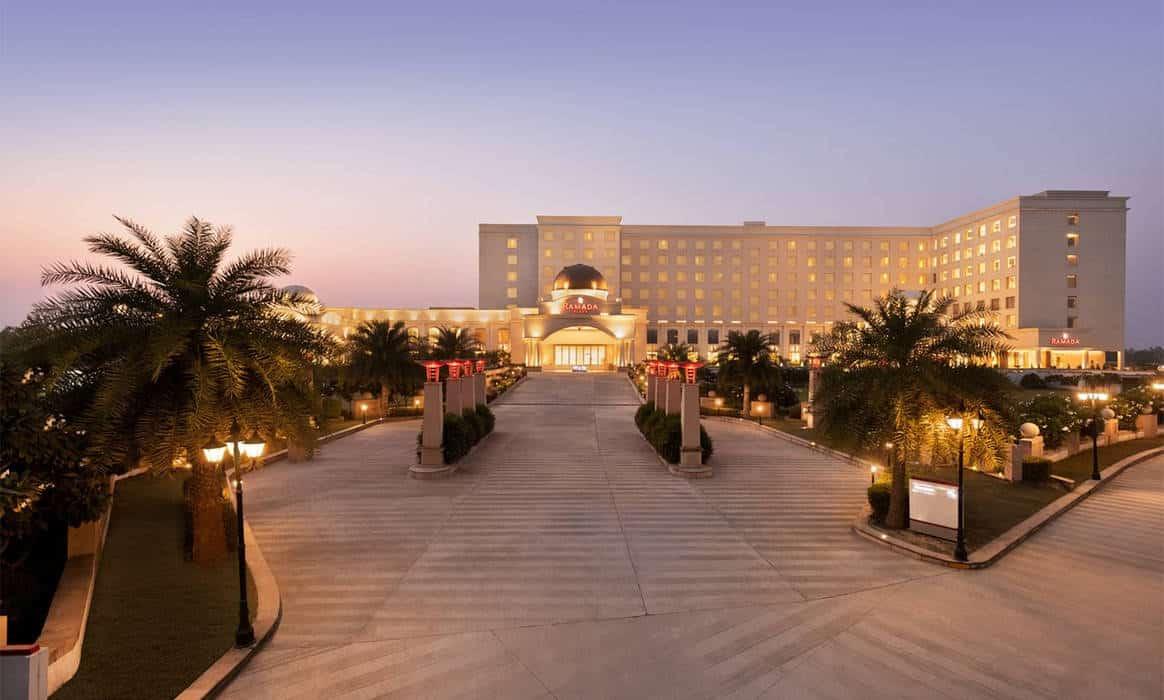 Hotel Ramada by Wyndham, Lucknow - India