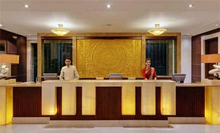 Hotel Ramada Plaza by Wyndham a Varanasi - India