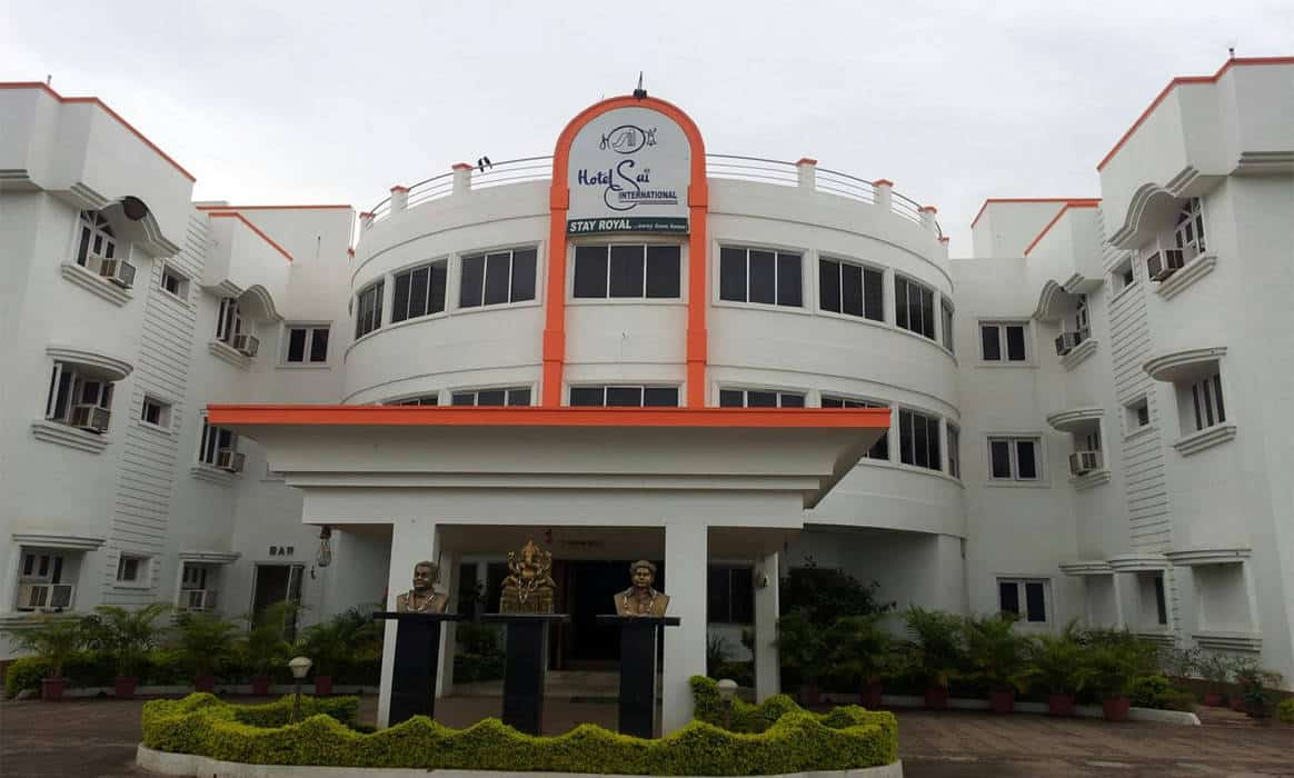 Hotel Sai International, Rayagada - Orissa
