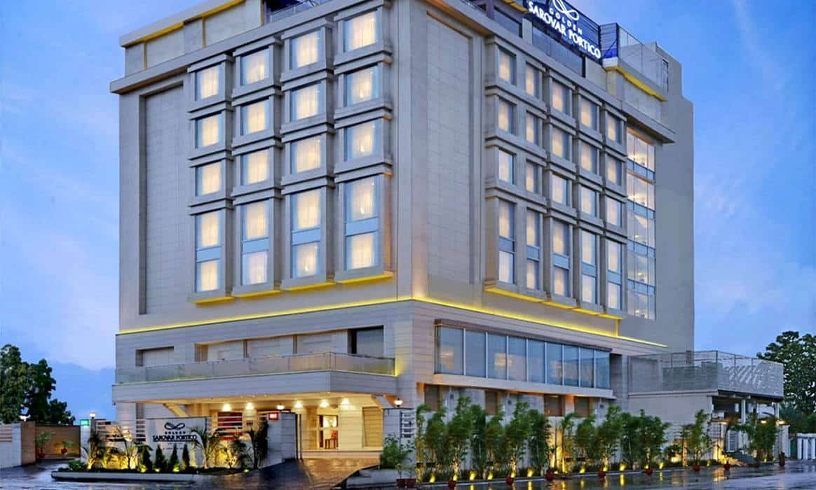 Hotel Golden Sarovar Portico, Amritsar, Punjab - India