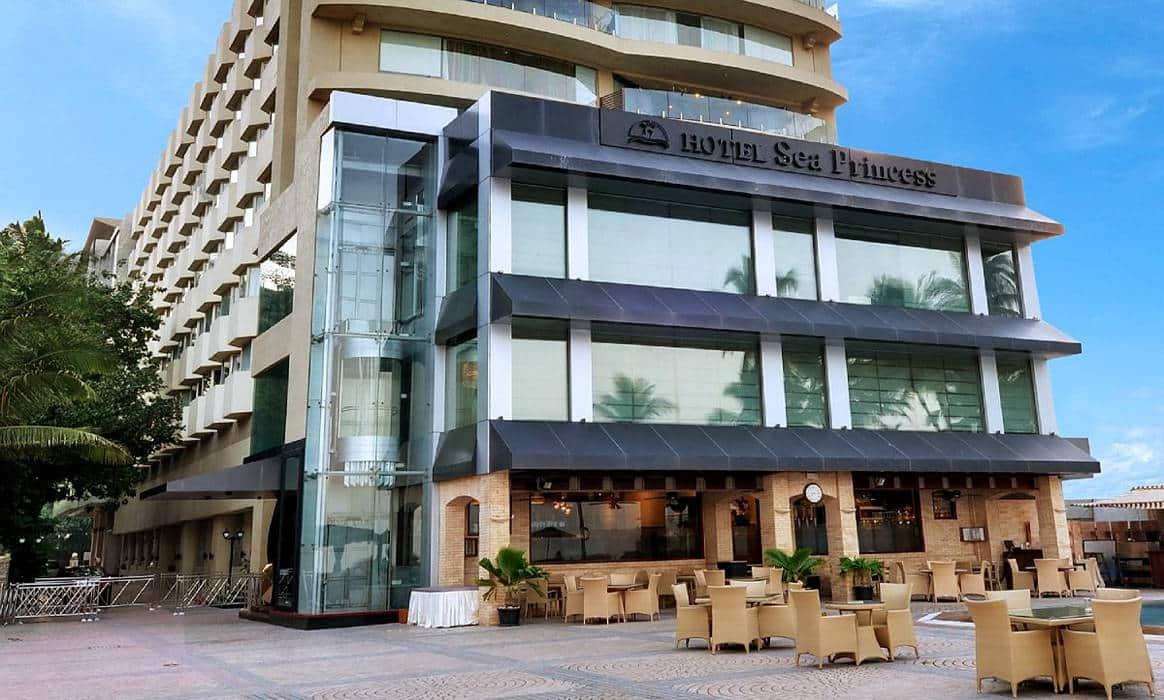 Hotel Sea Princess, Mumbai - India