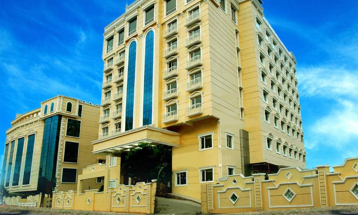 Hotel Shenbaga, Pondicherry / Puducherry, Tamil Nadu - India