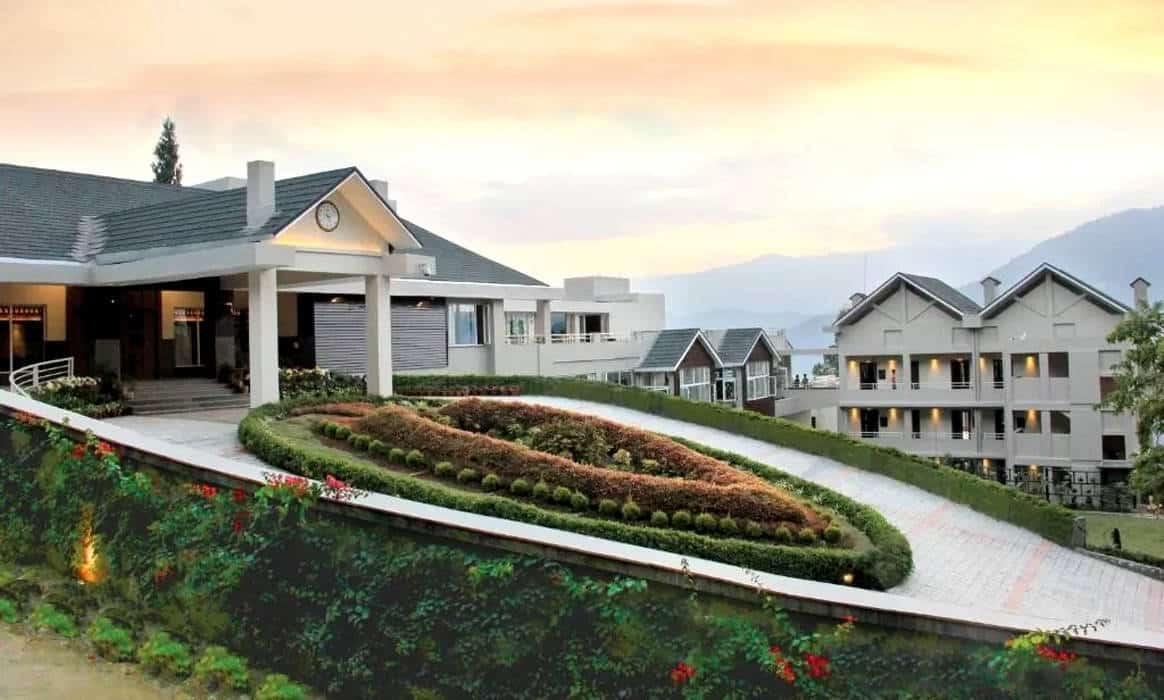 Hotel Sinclairs Retreat, Kalimpong - West Bengal, India