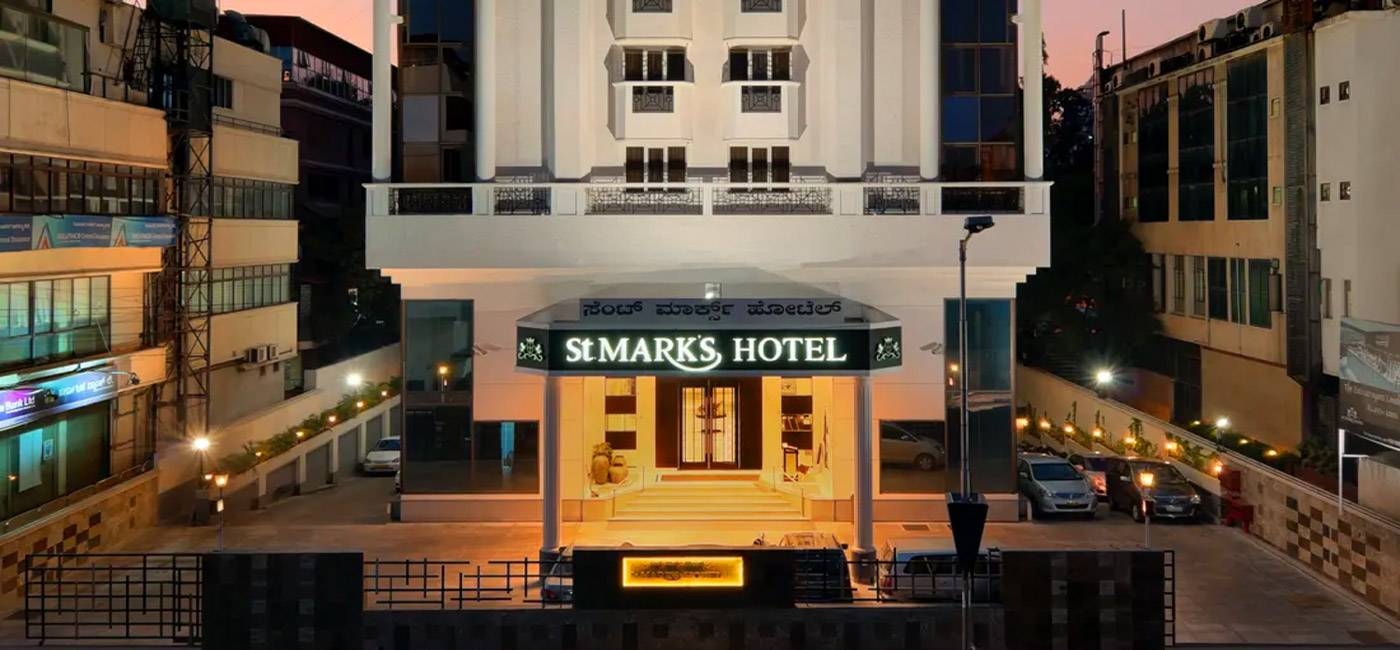 St. Marks Hotel Bangalore - Karnataka