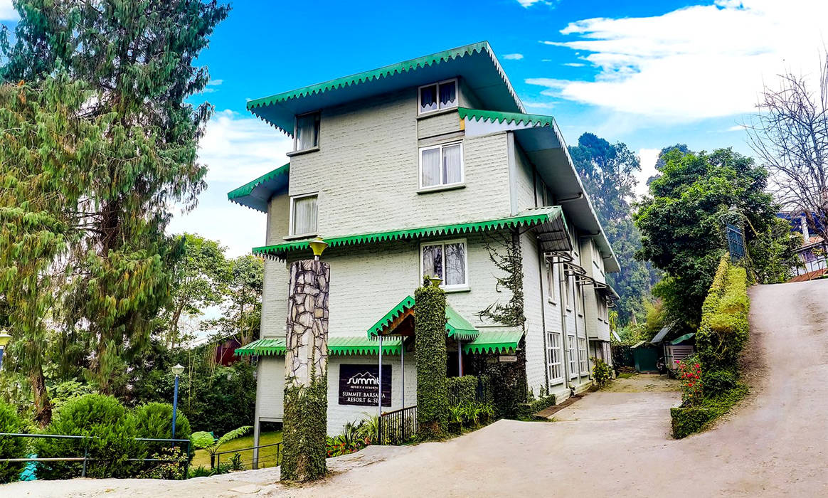 Hotel Summit Barsana Resort, Kalimpong - West Bengal, India