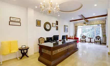 Hotel Summit Barsana Resort, Kalimpong - West Bengal, India