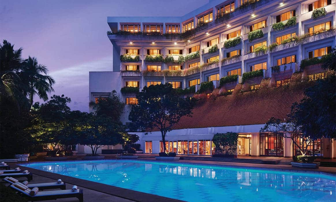 Hotel Taj Bengal, Kolkata - West Bengal, India