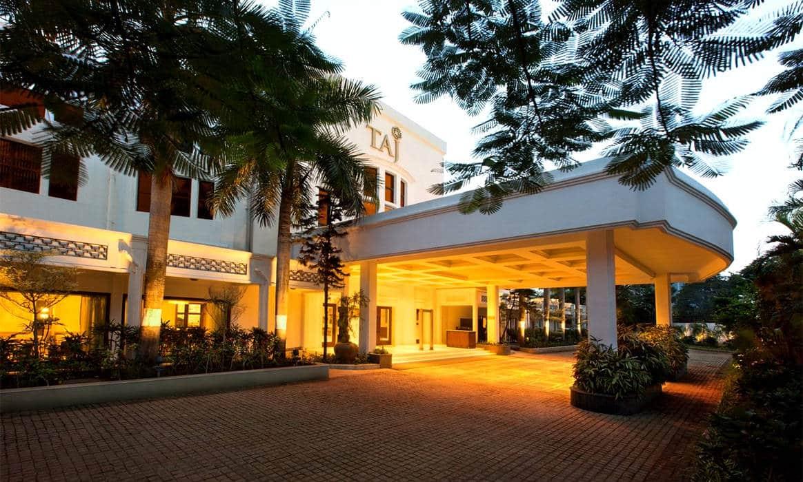 Hotel Taj Connemara, Chennai, Tamil Nadu - India