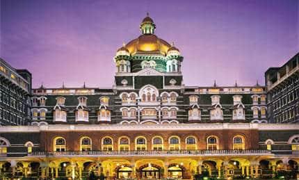 Hotel Taj Mahal Palace, Mumbai - India