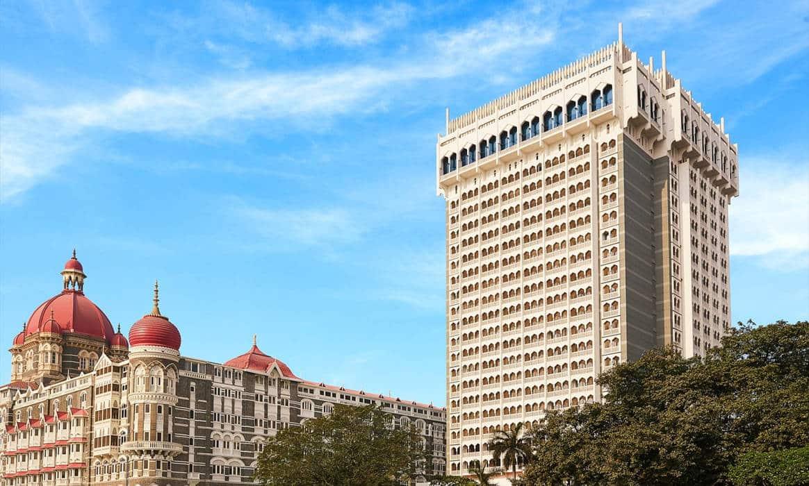 Hotel Taj Mahal Tower, Mumbai - India