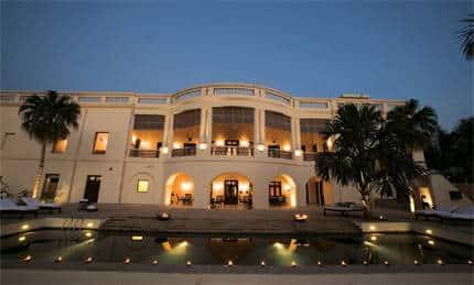 Hotel Taj Nadesar Palace, Varanasi - India