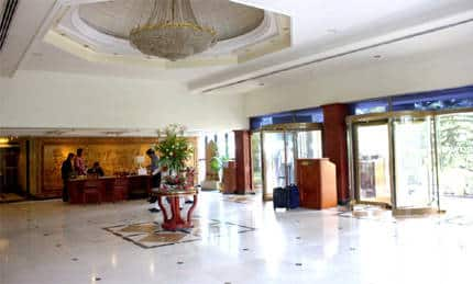 Hotel The Crown, Bhubaneshwar, India