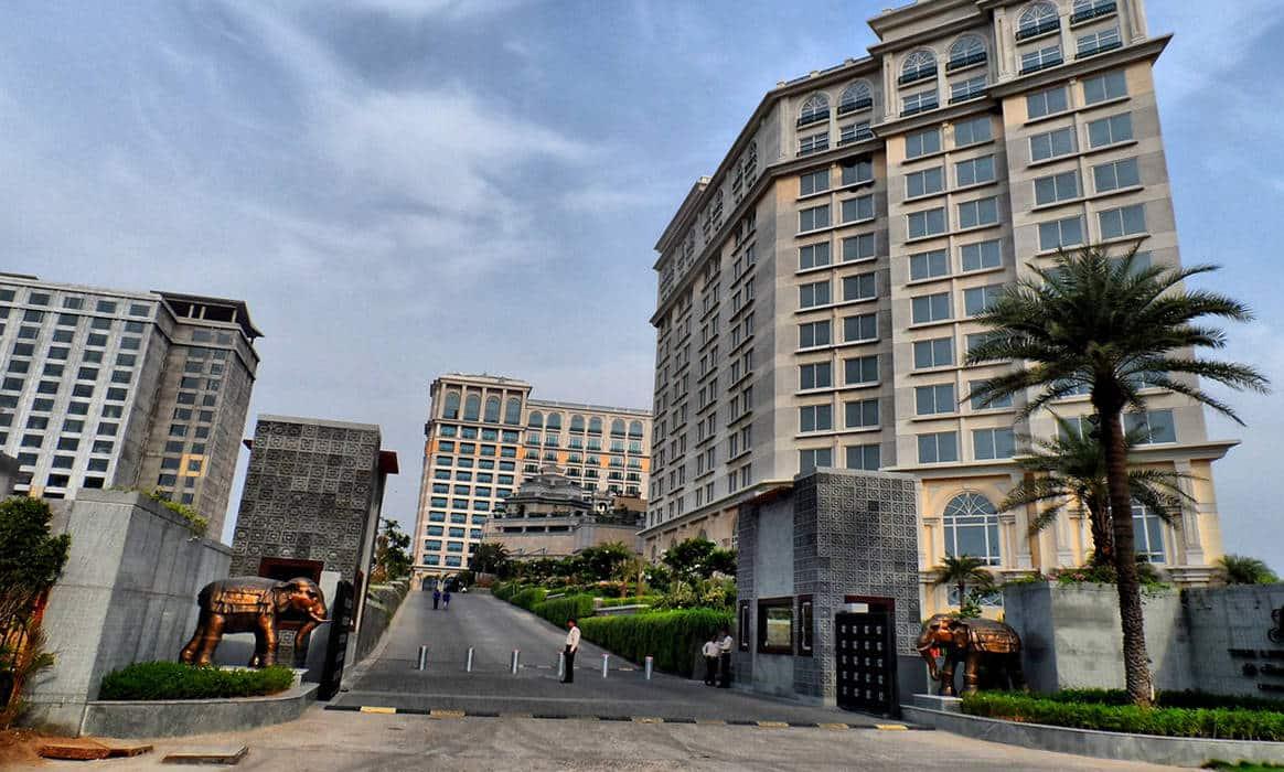Hotel The Leela Palace, Chennai, Tamil Nadu - India