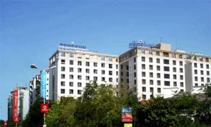 Hotel The Pride, Chennai, Tamil Nadu - India